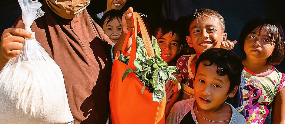 PROJECT NASI - AS LITTLE AS $10 CAN FEED A LOCAL FAMILY FOR 4 DAYS!