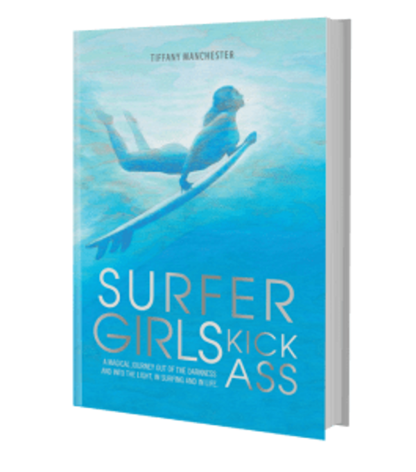 Surfer Girls Kick Ass Cover