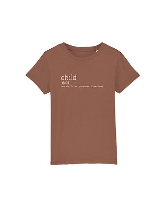 CHILD - Kids T Shirt