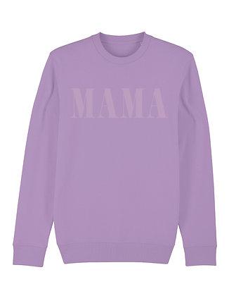 MAMA Crewneck - lilac