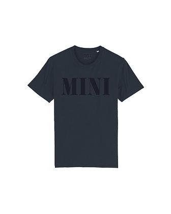 MINI - black on black