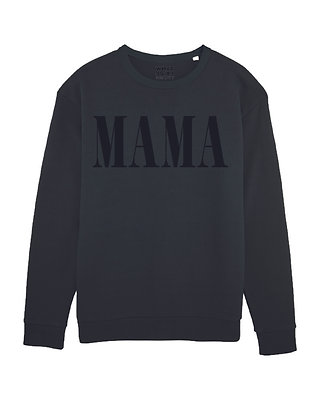 MAMA Crewneck - black