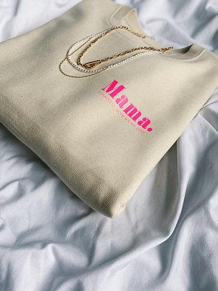 Mama Sweater - homewear