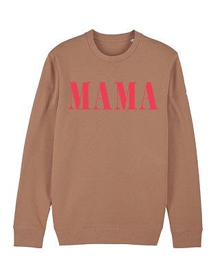 MAMA Crewneck - camel