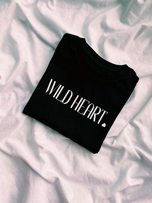 Wild Heart Kids T shirt