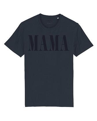 MAMA -  black on black