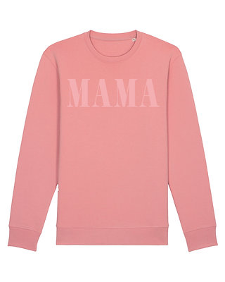 MAMA Crewneck - rose
