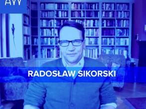 #WywiadAWO: z ministrem Radosławem Sikorskim o służbie cywilnej i pracy dla państwa