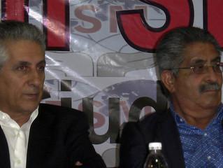 Encuentro con FSM en CDMX Mavrikos pide al FAC genere una nueva conciencia entre los jóvenes