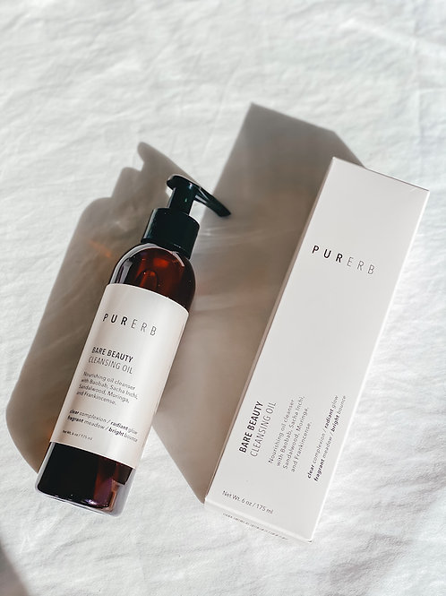 PurErb Cleansing Oil