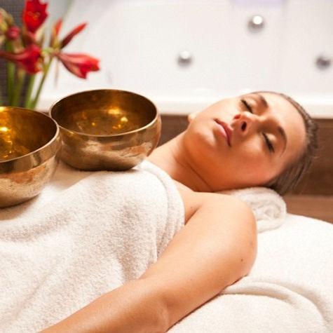 Sound Bath Spiritual Facial
