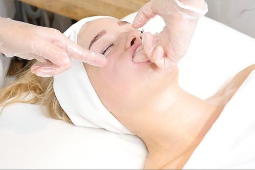 Buccal Facial Massage