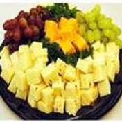 Cheese & Fruit Appetizer Tray