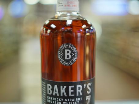 BAKER'S BOURBON Available now at KC liquor.