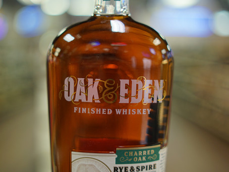 Oak & Eden Rye and Spire Available now at KC liquor.