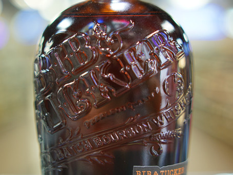 Bib & Tucker Bourbon Whiskey Available now at KC liquor.