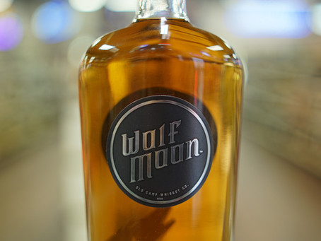 WOLF MOON STRAIGHT BOURBON WHISKEY Available now at KC liquor.