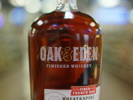 Oak Eden Wheat & Spire Available now at KC liquor.