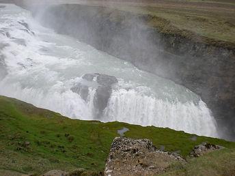 mindfulness waterfall