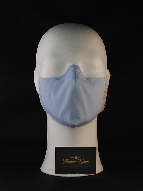 mondkapje zachtblauw