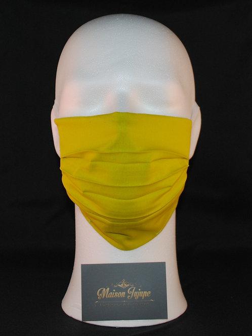 comfortmasker FOD plissée khaki/pistache