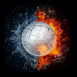 9673888-volley-ball