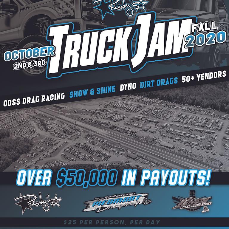 Rudy's Fall Truck Jam