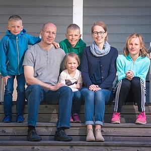 Ehrnroothin perhe