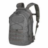 EDC BACKPACK® - NYLON POLYESTER BLEND melange grey
