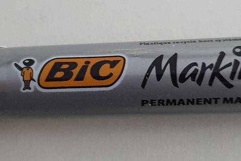 MARQUEUR PERMANENT BIC BLEU