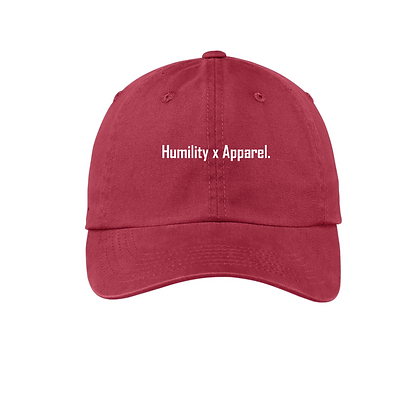 Humility x Apparel Dad Hat