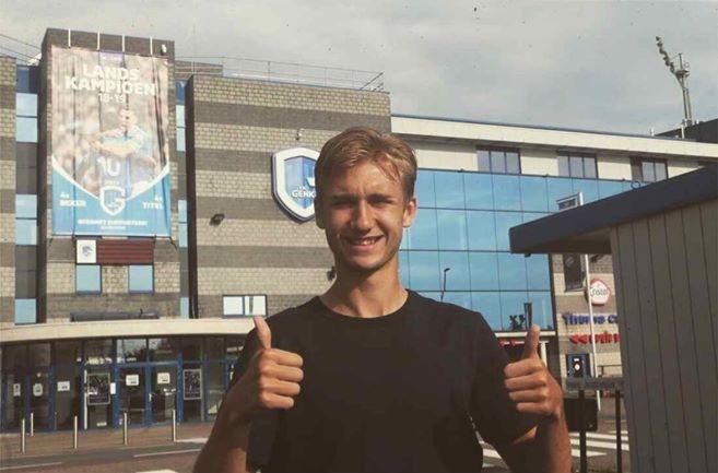 Benjamin Nygren Record transfer!