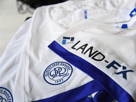 Land FX sponsors QPR