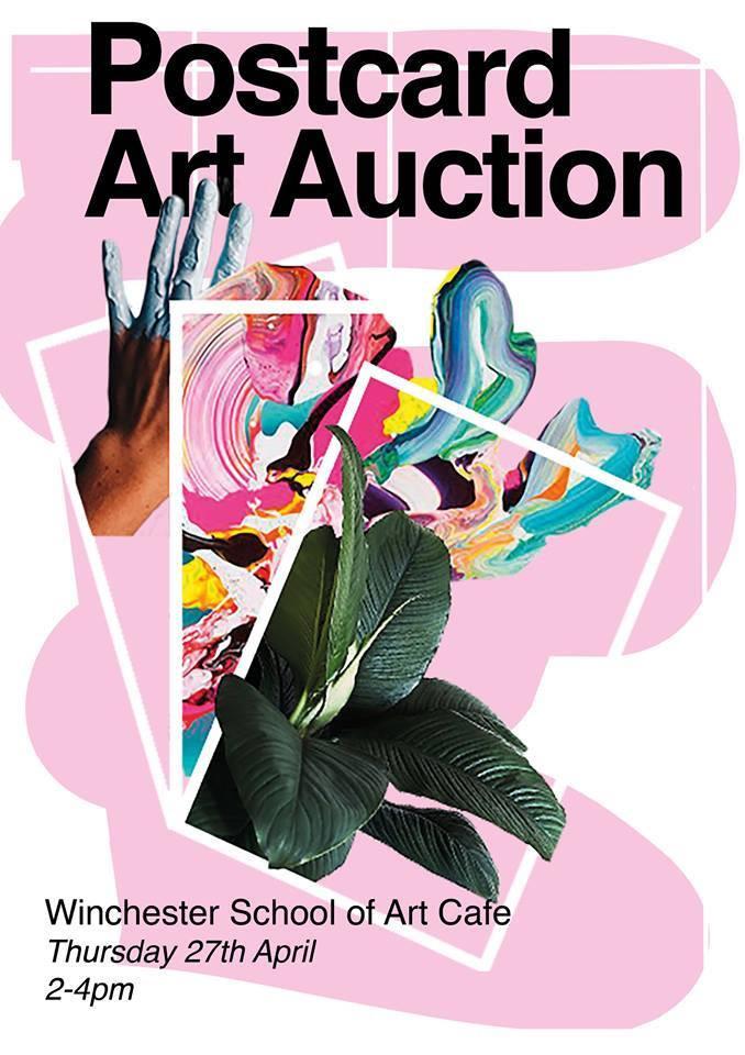 Auction leaflet - 2017 Fine Art Degree S