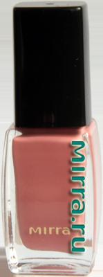 Лак для ногтей - Розово-коричневый
