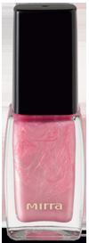Лак с шелковым эффектом - Кристально-розовый