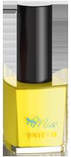 Лак для ногтей Miss Mirra - Радостно желтый