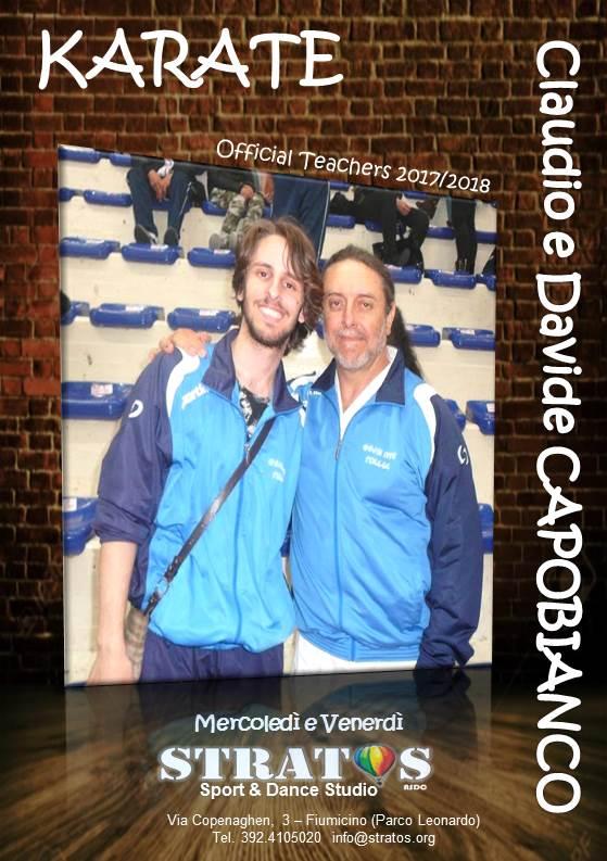 Claudio e Davide Capobianco