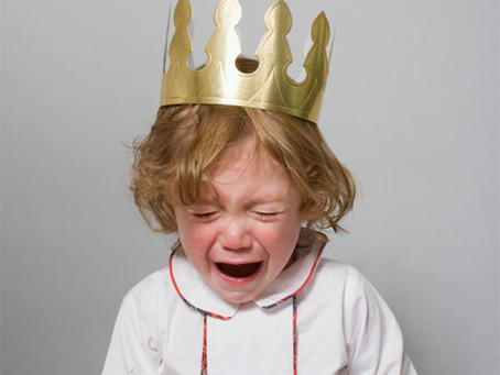 Toddlers, and Terrible Twos, and Tantrums...Oh My!!