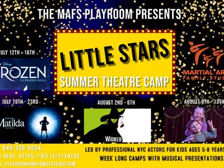 Little Stars Summer Camp