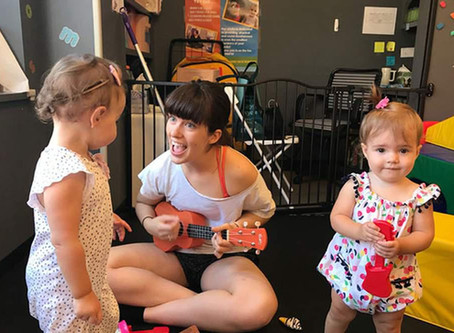 Mommy and Me Music Classes