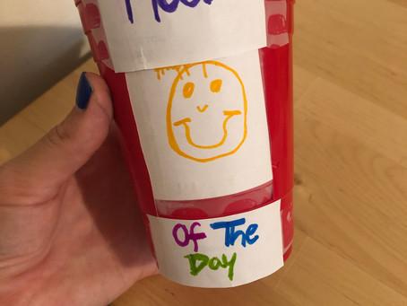 Mood Cup Craft!