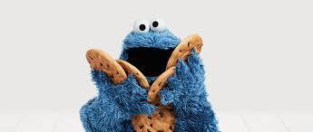 Cookie Monster Cookies!