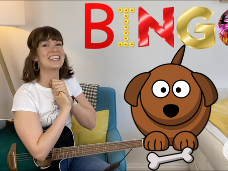 Learn and Sing: Letters!