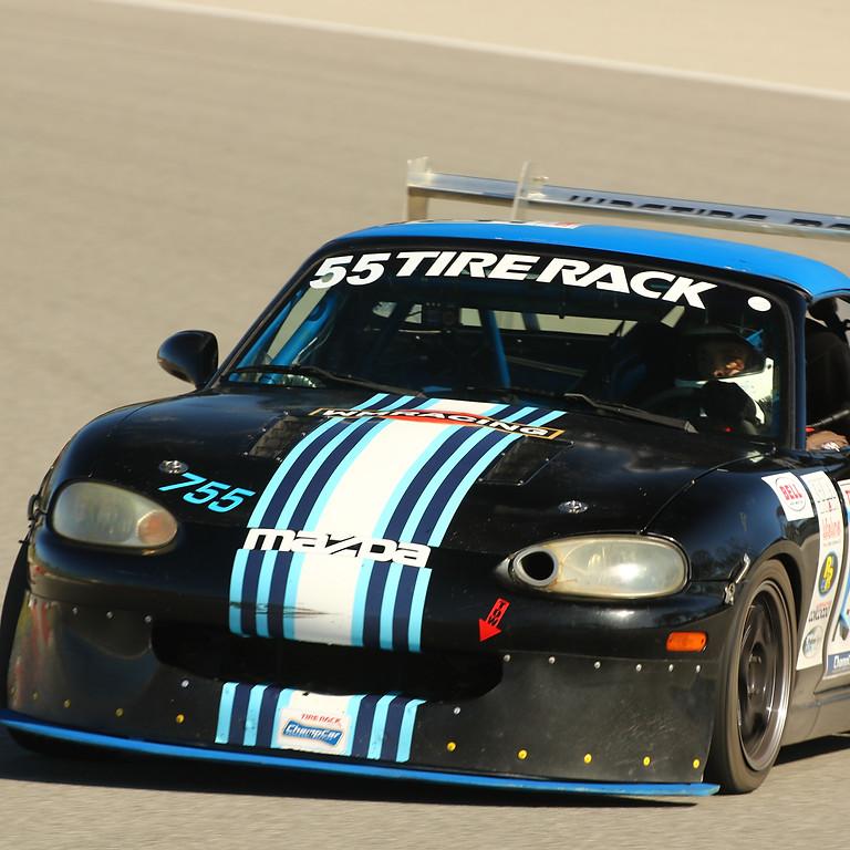 Champcar 8+7 Barber Motorsports Park