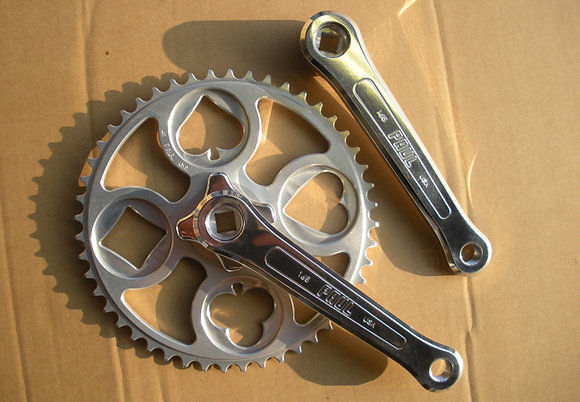 Paul Components crankset 165mm