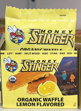 Honey Stinger Organic Lemon Flavored