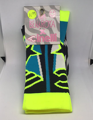 Cinelli Art Socks ( Ana Benaroya design)