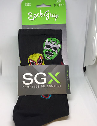 Sock Guy SGX 3 Amigos Sock