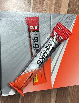 CLif Blok Orange